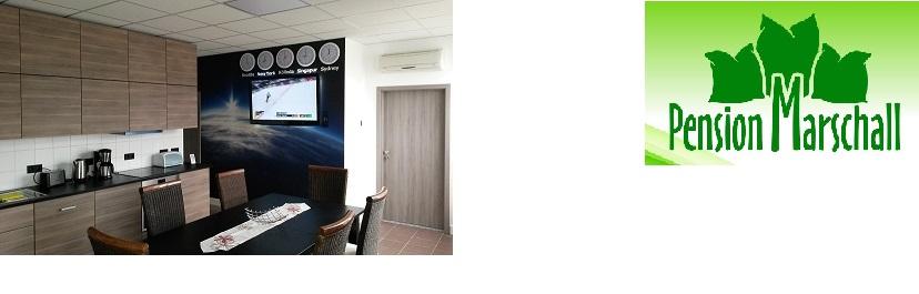 Pension Marschall - Kölleda Zimmervermietung Übernachtung Hotel Monteurzimmer Zimmer  Übernachtungsmöglichkeit Freies Zimmer Monteur Monteurs Unterkunft Nähe MDC Power Sömmerda Erfurt Weimar
